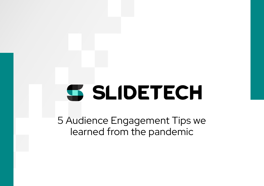 5 Audience Engagement Tips we learned from the pandemic Cover